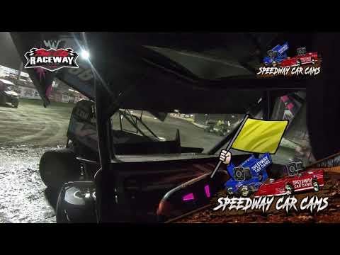 #9 Abigayle lett - Restrictor - 6-12-2021 Port City Raceway -In Car Camera - dirt track racing video image