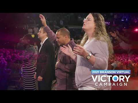 Watch the Branson Virtual Victory Campaign with Kenneth Copeland and Jerry Savelle!