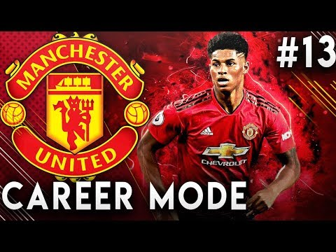 FIFA 19 Manchester United Career Mode EP13 - Rashford Is Back!! Insane Champions League Draw!!