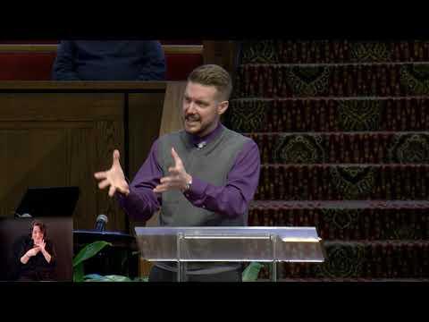 Sermon - 02/21/2021 - Christ Church Nashville