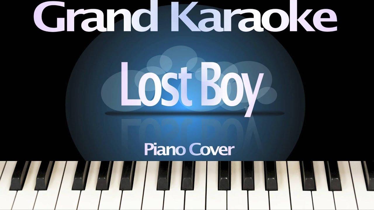 Lost Boy (Higher Key) [Originally by Ruth B ] [Piano Karaoke] | Racer lt
