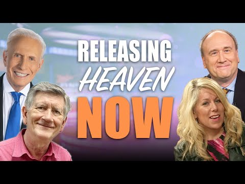Releasing Heaven NOW with Kevin & Kathi Zadai & Mike Thompson  Sid Roth LIVE