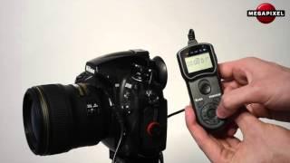 JJC kabelová časová spoušť MC-36 pro Nikon