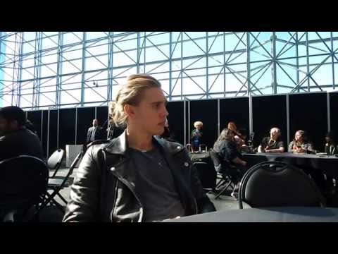 Austin Butler (Wil Ohmsford) discussing MTV's The Shannara Chronicles (NYCC 2015) - UCJ5wE3jQb7n375BdyzSVZmw