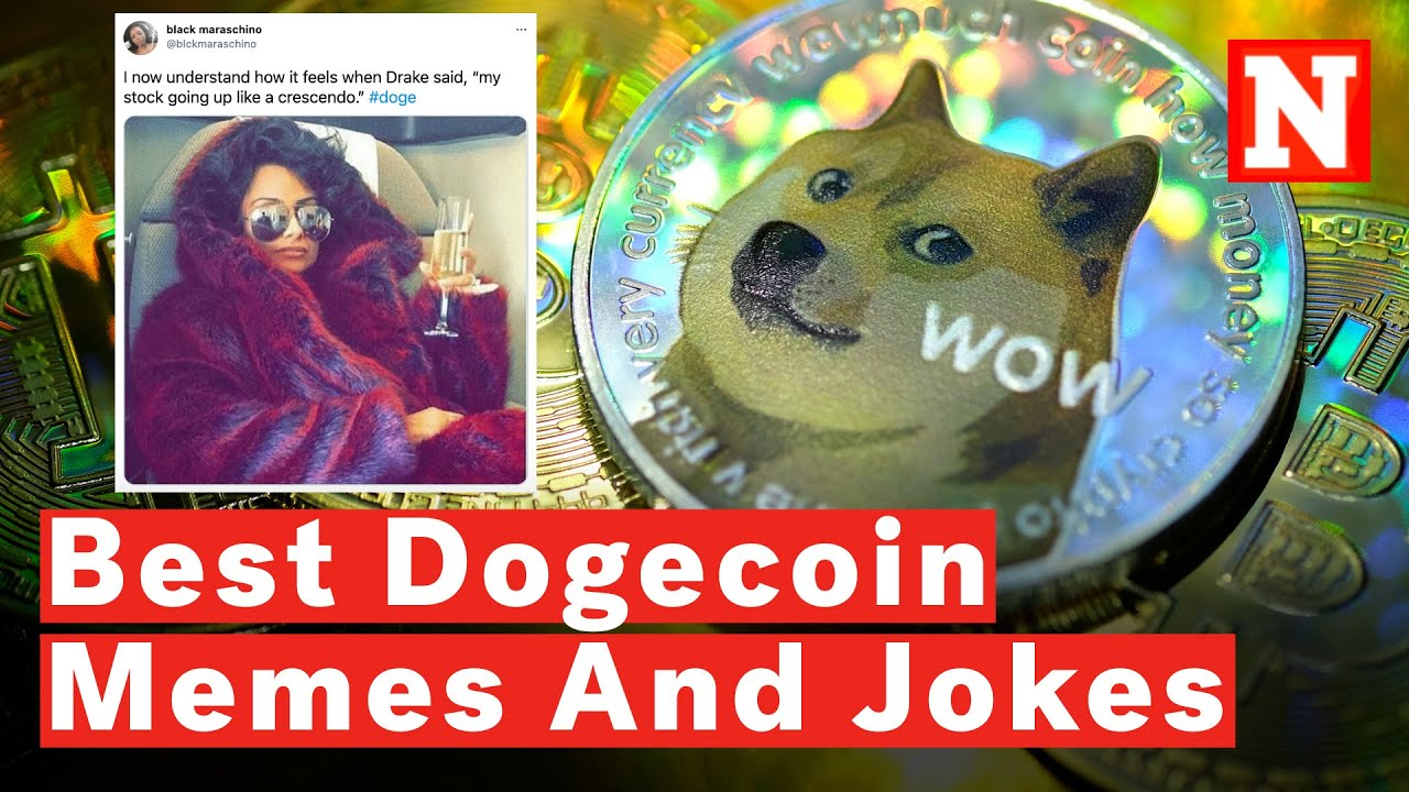 Internet Erupts With 'Dogecoin' Memes Following The Stock Value's Rise