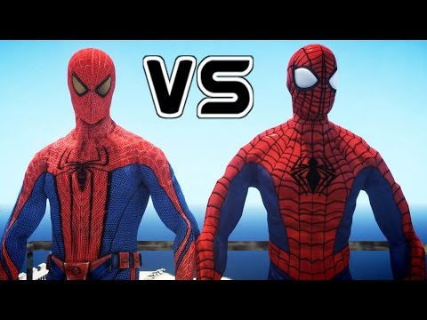 ULTIMATE SPIDERMAN VS THE AMAZING SPIDER-MAN - UCP-CAwOG0AiieZNFdONsN5Q