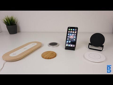 Meine Top Wireless Charger fürs iPhone - touchbenny - UCtyPin2V0CzfzZXRl6BVNgQ