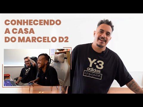 AONDE ROLA A LIVE DO MARCELO D2? II GAMEPLAY E ENTREVISTA COM A CADEIRA ROYCE DT3SPORTS