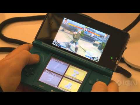 Super Street Fighter 4 - Nintendo 3DS: Dudley Gameplay - UCKy1dAqELo0zrOtPkf0eTMw