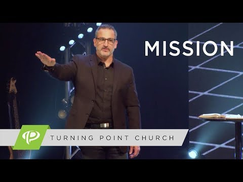 Mission  Pastor Michael Turner