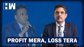 Business Tit-Bits: Profit Mera, Loss Tera