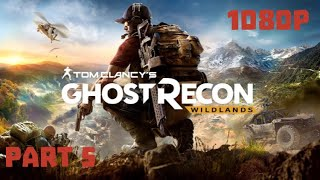 Ghost Recon Wildlands Lets Play Part 5 'Rebellion Rising'