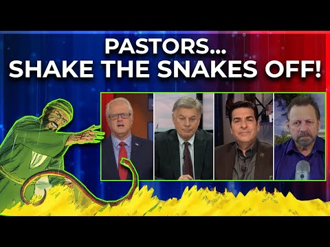FlashPoint: Pastors...Shake the Snake Off! It's a Time for Boldness.