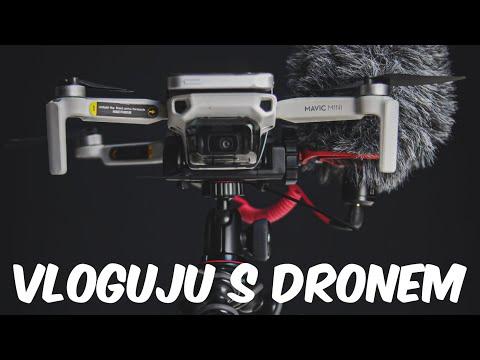 (NE)vloguju s dronem   Megapixel.cz   2021