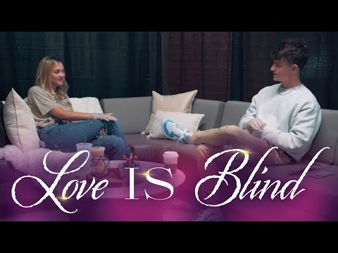 LOVE IS BLIND (Andrew & Shannon)  Elevation Youth