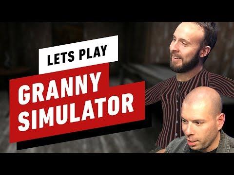 Don't Tase Me, Gran: Let's Play Granny Simulator - UCKy1dAqELo0zrOtPkf0eTMw
