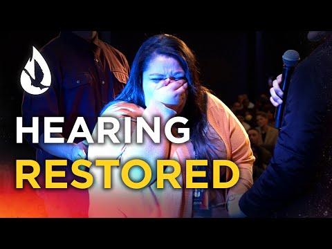 She Can Hear Again! This Will Stir Your Faith
