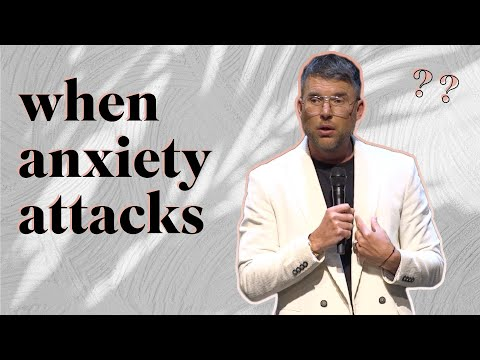 When ANXIETY Attacks // Judah Smith