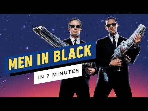 Men in Black Story Recap in 7 Minutes - UCKy1dAqELo0zrOtPkf0eTMw