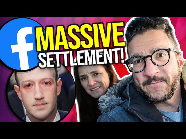 Facebook to Pay 650 MILLION Settlement for Privacy Invasion Viva Frei Vlawg