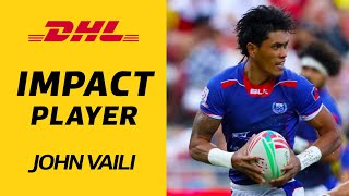 DHL Impact Player: Singapore Sevens 2019