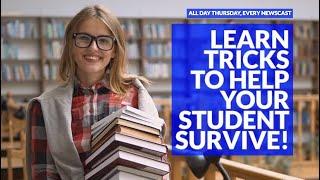 COLLEGE BOUND: Help your freshman ace their next big adventure!
