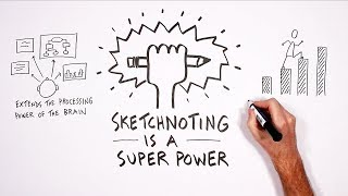 Sketchnoting is a Superpower