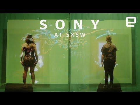 Sony Wow studio at SXSW 2018 - UC-6OW5aJYBFM33zXQlBKPNA