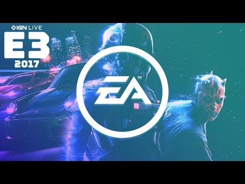 FULL EA Play Press Conference - E3 2017 - UCKy1dAqELo0zrOtPkf0eTMw