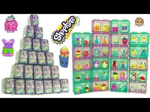 Shopkins Season 8 World Vacation Surprise Blind Bags - Fun Mystery Toy Video - UCelMeixAOTs2OQAAi9wU8-g