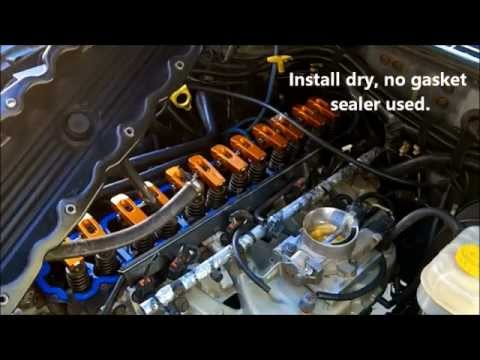 How to Install Harland Sharp Roller Rockers on a Jeep 4.0 - UC6VFbyGm6ibw6p4YQDB6Tew