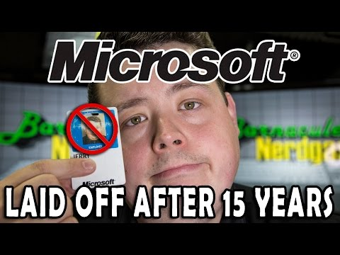 Microsoft laid me off after 15 years of service. My life after Microsoft? - UC1MwJy1R0nGQkXxRD9p-zTQ