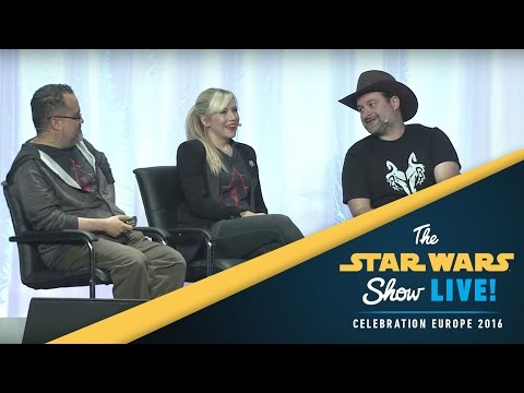 Ahsoka's Untold Tales Panel | Star Wars Celebration Europe 2016 - UCZGYJFUizSax-yElQaFDp5Q
