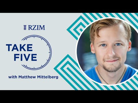 Did Jesus Miracles Actually Happen?  Matthew Mittelberg  Take Five  RZIM