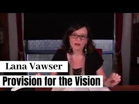 Lana Vawser - Provision For The Vision