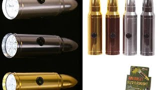 Yhon Soto Solutions - Novelty Gift  Bullet LED Torch