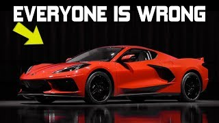 EVERYONE IS WRONG COMPARING A 2020 C8 CORVETTE STINGRAY to the SHELBY GT500