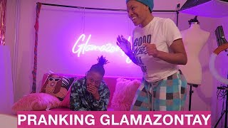PRANKING GLAMAZONTAY + FASHION NOVA LAUNCH PARTY RECAP