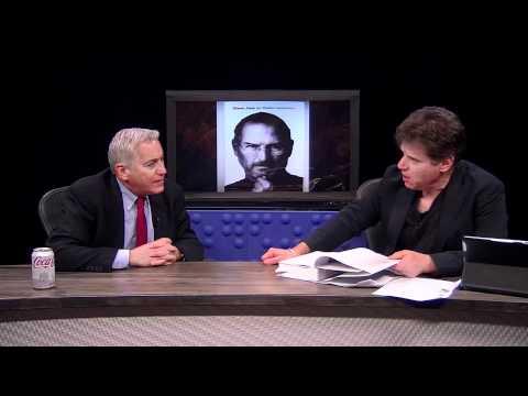 Keen On... Walter Isaacson: Steve Jobs' Historic Influence - UCCjyq_K1Xwfg8Lndy7lKMpA