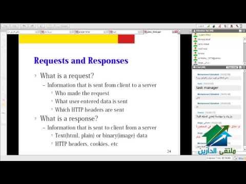 Java Enterprise Edition (J2EE) |Aldarayn Academy| lecture 1