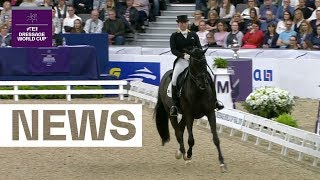 History repeating: Werth on top, Laura Graves close behind | FEI Dressage World Cup™