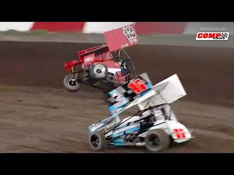 COMP Cams Top 5 Moments on FloRacing #23 - dirt track racing video image