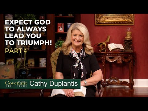 Voice of the Covenant Bible Study, June 2020 Week 4  Cathy Duplantis
