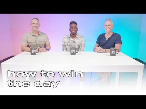 Thursday Talks  How to Win the Day  Part 2