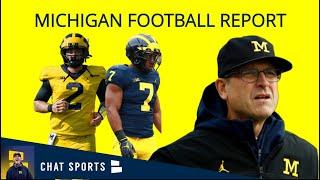 Michigan Football News: Shea Patterson's 'Captain' Designation, Ambry Thomas Injury Update