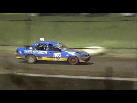 RSA Street Stockers Feature - Northern Rivers Rumble Final - Grafton Speedway - 22.05.21 - dirt track racing video image