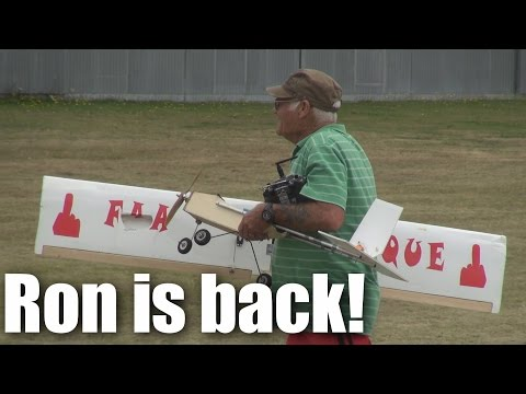 Ron and his RC planes are back on XJet - UCQ2sg7vS7JkxKwtZuFZzn-g
