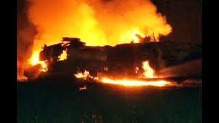 IAF's Sukhoi-30 crashes in Assam's Tezpur; pilots effort averts loss of civilian lives