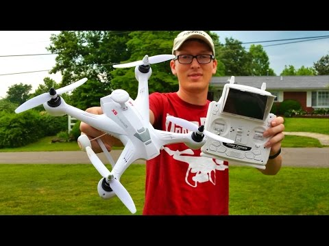Xinlin X181 FPV Drone Navigator X6 Quadcopter Review & Flight - TheRcSaylors - UCYWhRC3xtD_acDIZdr53huA