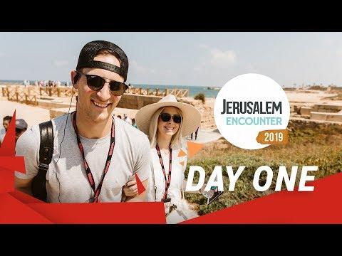 DAY 1 // Jerusalem Encounter Tour